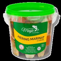 Hering marinat cu legume